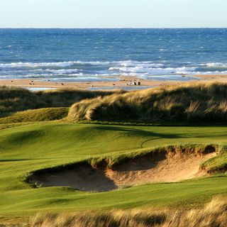 Barnbougle golf club cover picture