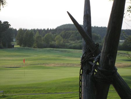 Overview of golf course named Iitti Golf