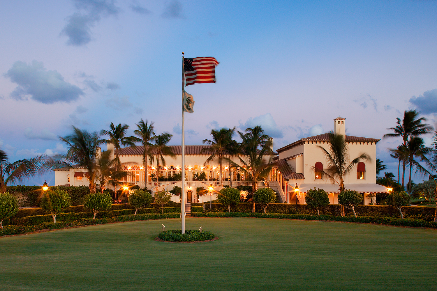 Overview of golf course named Gulf Stream Golf Club