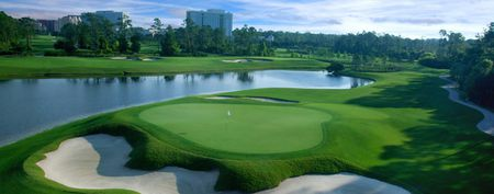 Waldorf Astoria Golf Club Cover Picture
