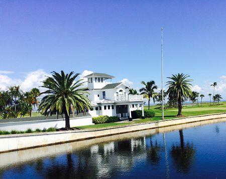Gasparilla Inn Golf Course Cover Picture