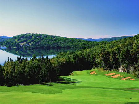 Mont tremblant resort cover picture