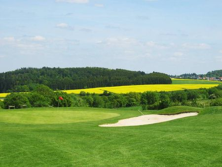 Overview of golf course named Golfclub Taunus Weilrod