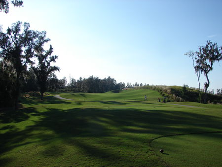Overview of golf course named Southern Hills Plantation Club