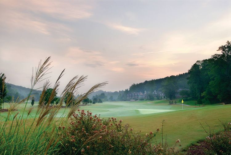 Achasta golf club cover picture