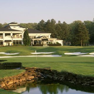 Atlanta national golf club cover picture