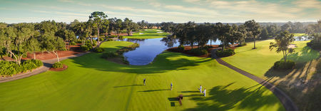 Frederica Golf Club Cover Picture
