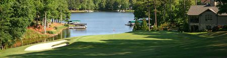 Overview of golf course named Harbor Club Golf and Country Club