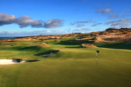 St Andrews - The Castle Course Cover Picture