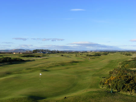Saint andrews the new course cover picture
