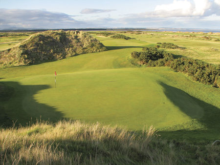 Overview of golf course named St Andrews - Jubilee Course