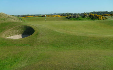 Saint andrews eden course cover picture