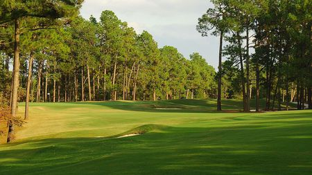 Overview of golf course named Pinehurst No. 1