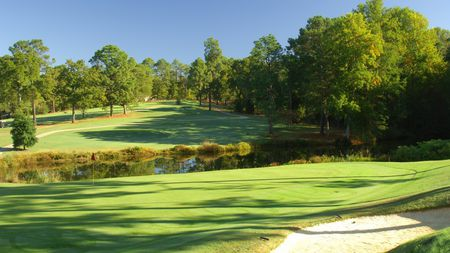 Overview of golf course named Pinehurst No. 5