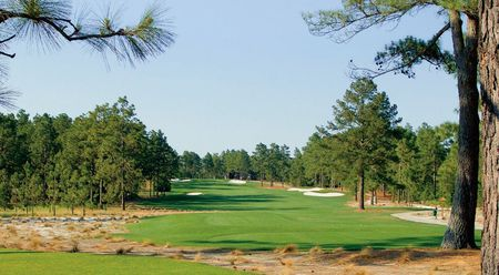 Overview of golf course named Pinehurst No. 6