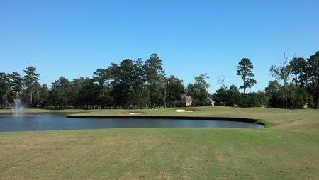Overview of golf course named Carter Plantation