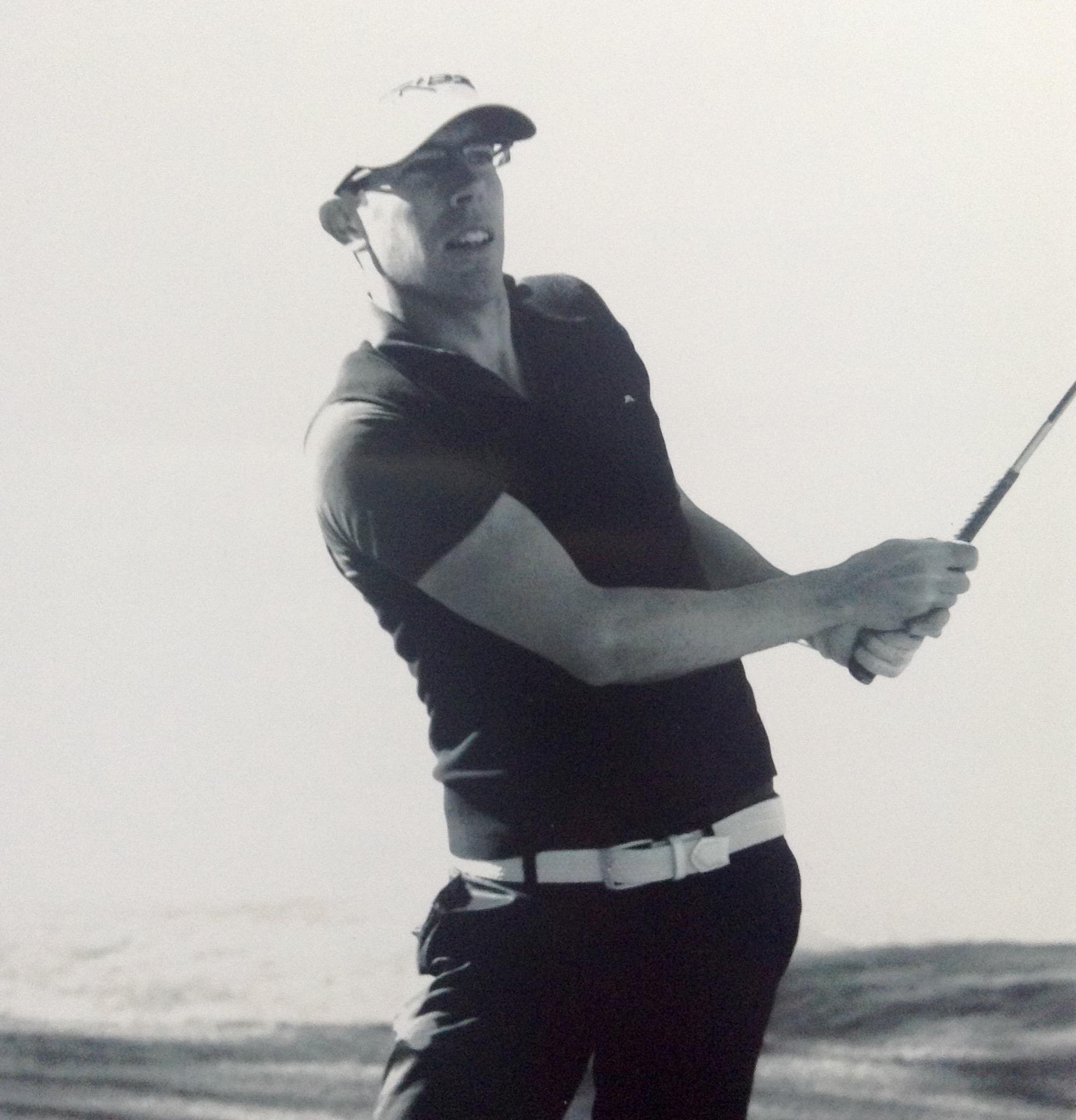 Avatar of golfer named Michael Lauper