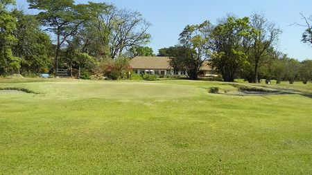 Nchanga Golf Club Cover Picture
