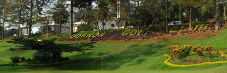 Uganda Golf Club Cover Picture