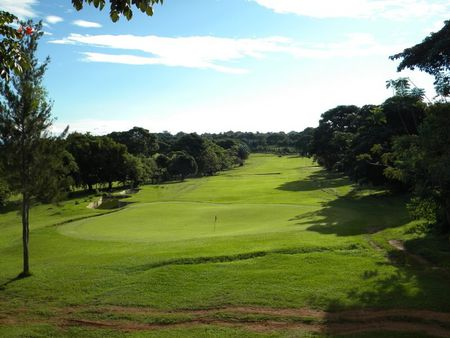 Entebbe Golf Club Cover Picture