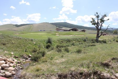 Overview of golf course named Mt Bogd Golf Club