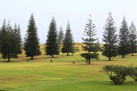 Norfolk Island Golf Club Cover Picture