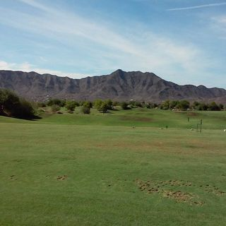 Aguila golf course cover picture