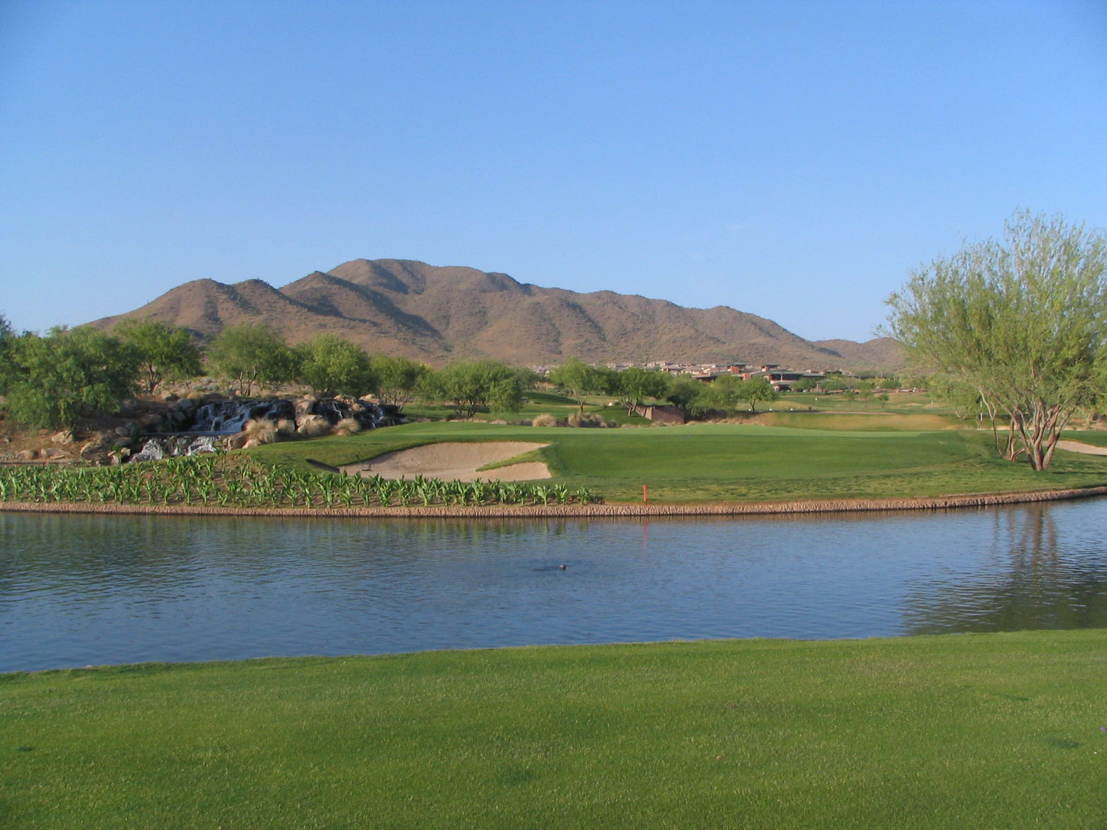 Anthem golf and country club cover picture