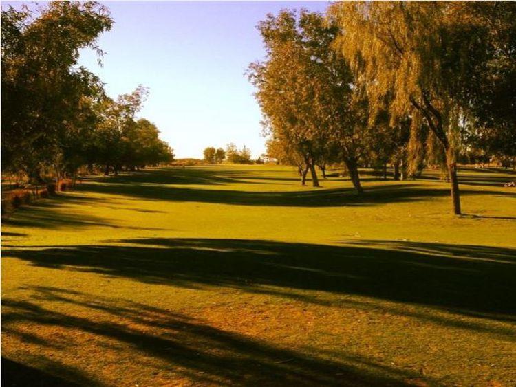 Apache sun golf club cover picture