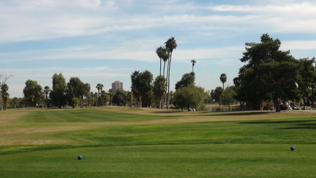 Encanto golf course cover picture