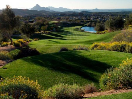 Golf club at eagle mountain the cover picture