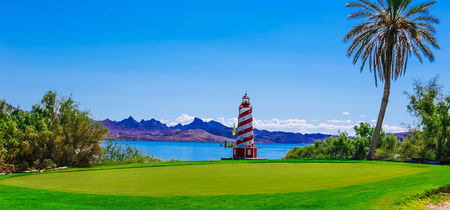 Overview of golf course named Havasu Island Golf Course