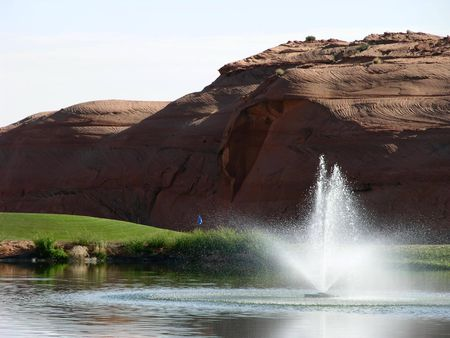 Lake Powell National Golf Course Cover