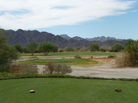 Las barrancas golf course cover picture
