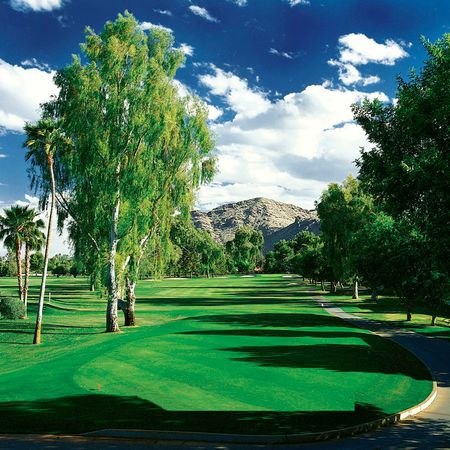 Overview of golf course named Orange Tree Golf and Conference Resort