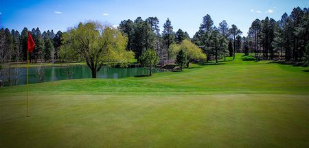 Pinetop Lakes Golf and Country Club Cover Picture
