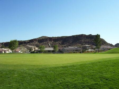 Cerbat Cliffs Golf Course Cover