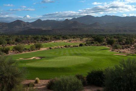 Tegavah Golf Club Cover Picture