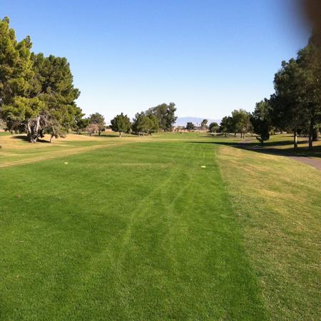 Silverbell Municipal Golf Course Cover