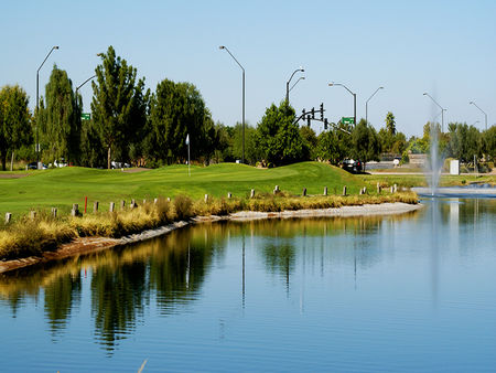 Greenfield Lakes Golf Course Cover Picture