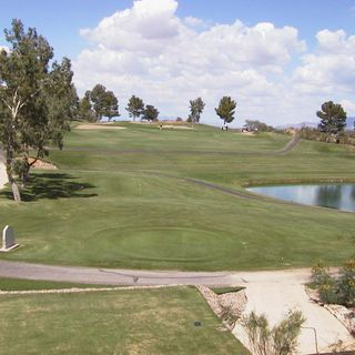 Canoa hills golf course cover picture