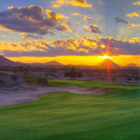 Mcdowell mountain golf club cover picture