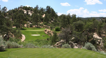 Overview of golf course named Hassayampa Golf Club