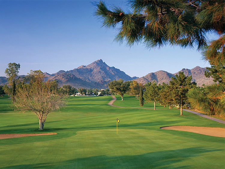 Arizona biltmore country club cover picture