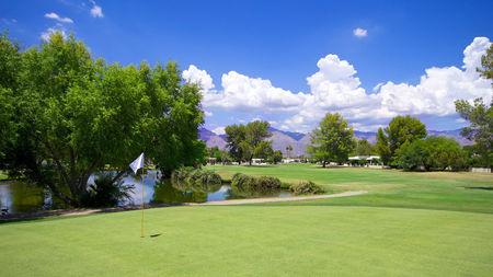 Dorado golf course cover picture