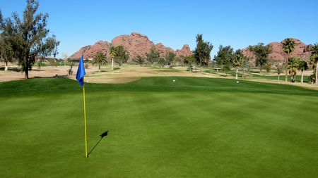 Overview of golf course named Papago Golf Course