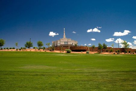 Snowflake Municipal Golf Course Cover Picture