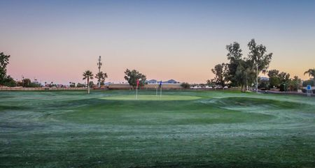 Sunland village east golf course cover picture