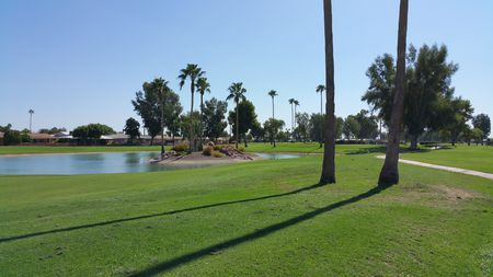Sunland village golf course cover picture