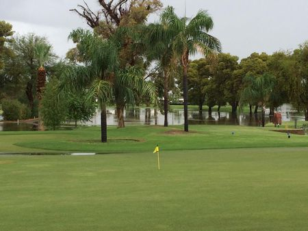 Yuma golf and country club cover picture